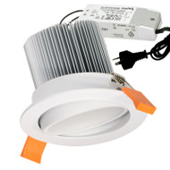 Eglo Phantom 15w 6500K LED Down Light Gimble White