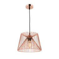 Mercator Zurich Copper Hanging Pendant Small