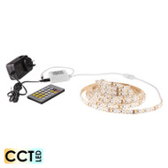 Mercator 7.2w X 5m LED Strip Kit CCT & Remote