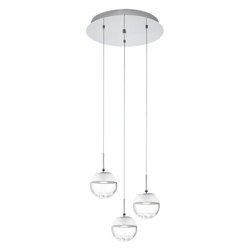 hot sales a48e5 c3d4e Eglo Montefio 5w 3lt LED Hanging Pendant