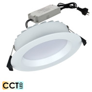 Jantec Pegasus 15w TRI-COLOUR LED Down Light White