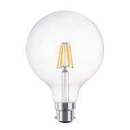 Liteworks 4w B22 LED Vintage G95 Sphere Shape