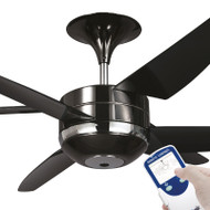 Ventair V6 140cm Gun Metal Plastic Blade Dual Level Ceiling Fan