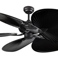 Ventair Havana 132cm Bronze Leaf Style Plastic Ceiling Fan