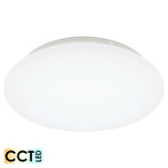 Apollo Selene 27w TRI-COLOUR LED Ceiling Oyster