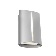 Cougar Temma LED Exterior Wall Light Silver
