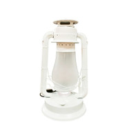 CLA Kerosin3 White Replica Kerosene Table Lamp