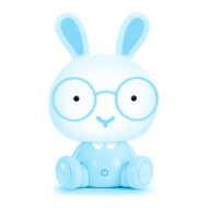Mercator Peanut 2w LED 3 Stage Touch Switch Kids Lamp Blue