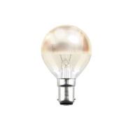 Xenico 25w B15 Incandescent Fancy Round Gold Crown