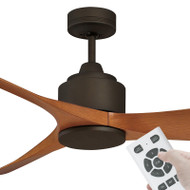 Mercator Eagle-XL DC Motor 167cm Oil Rubbed Bronze & Remote Ceiling Fan