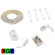 Eglo 6w X 5m LED Strip Kit RGB & Remote