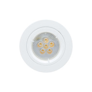 Basic MR16 LED Down Light White