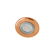 Atom AT1030 MR11 LED Mini Niche Down Light Gimble 2 Tone Gold