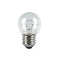 Duralamp 25w E27 Incandescent Fancy Round Clear