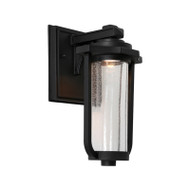 Cougar Hartwell LED Exterior Wall Light Black