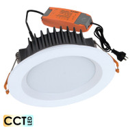 Domus Boost  TRIO 10w CCT LED Down Light White