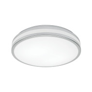 Mercator Dawn 15w 4000K LED Ceiling Oyster