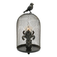 Mercator Trinity Cage Lamp Black