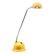 Mercator Zen 6w LED Desk Lamp Yellow