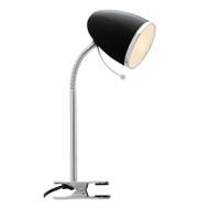 Mercator Sara Study Clamp Lamp Black