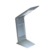 Telbix Addison 3w LED Flip Desk Lamp Silver