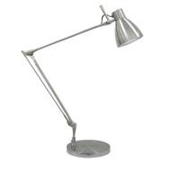 Telbix Aprila Study Desk Lamp Brushed Chrome