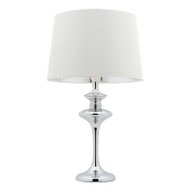 Mercator Campari Table Lamp Chrome