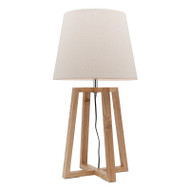 Mercator Rosco Timber Table Lamp