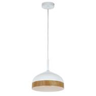 Telbix Bresno 30 Hanging Pendant White/Oak