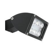 Mercator Zone 1 X 12w LED Exterior Spotlight Black