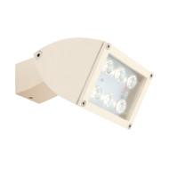 Mercator Zone 1 X 12w LED Exterior Spotlight Beige