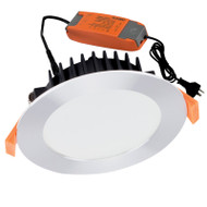 Domus Bliss-13 13w 5000K LED Down Light Aluminium
