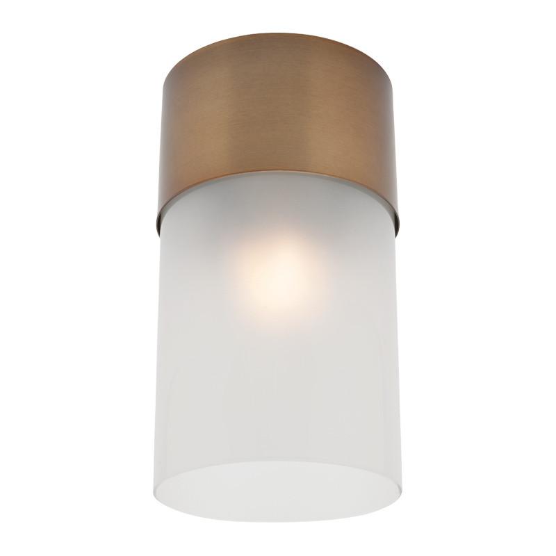 Mercator Anna Diy Ceiling Batten Fix Light Aged Brass