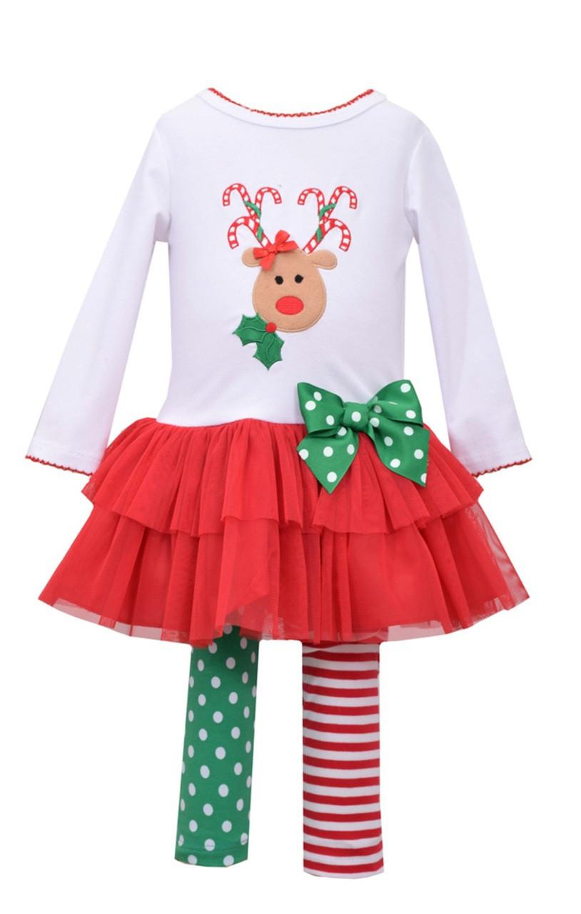 c07d40e57286 Bonnie Jean Christmas Outfit