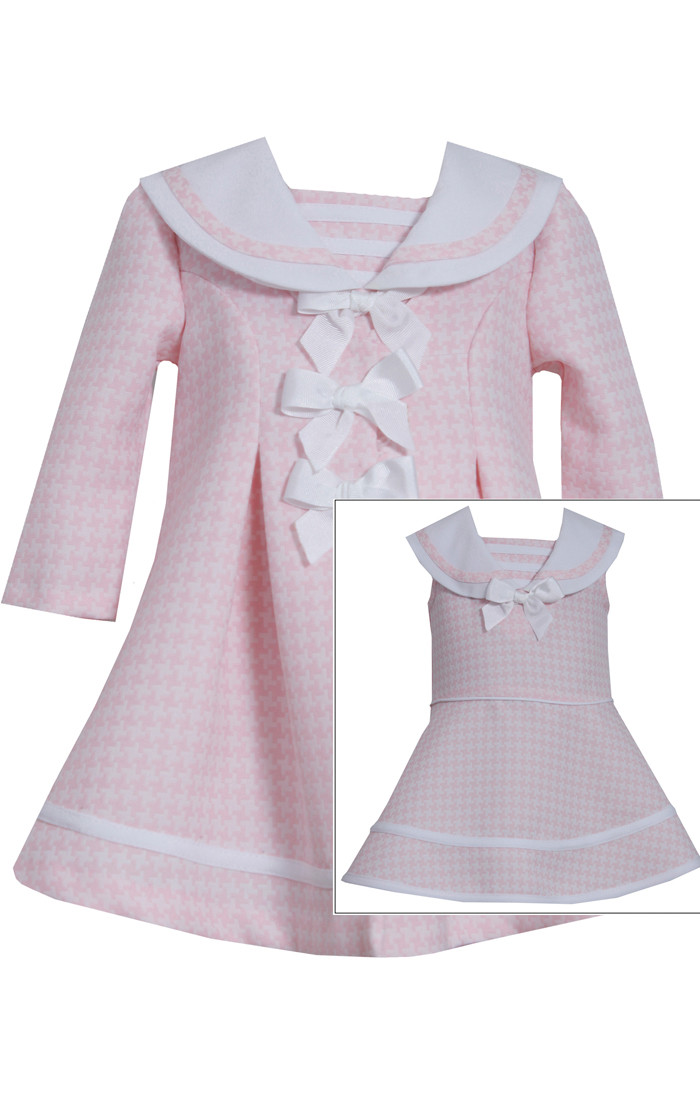 9debebd5c14 Bonnie Jean Grils Birthday Easter Coat Dress set