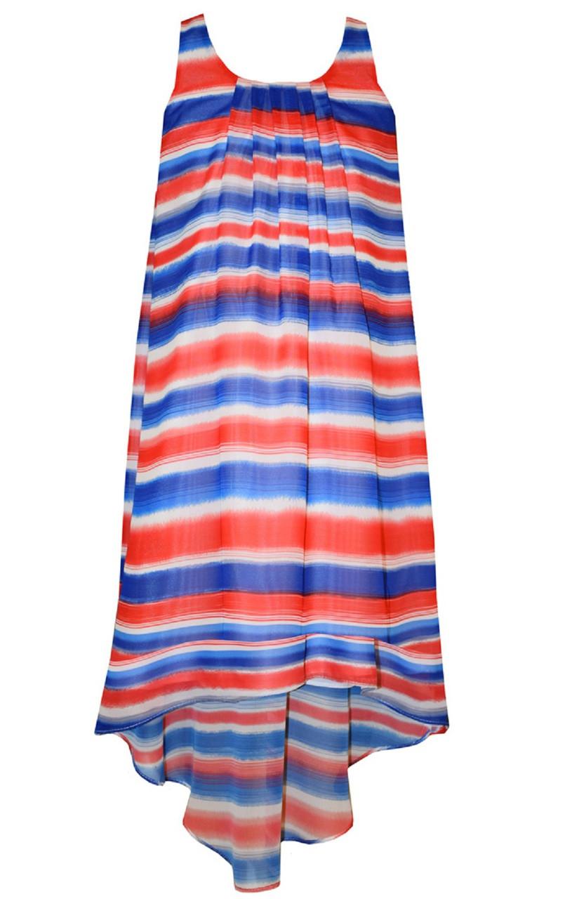 a2c89e59b5bb1 Bonnie Jean 4th July Red blue White Stars and stripes Patriotic big ...