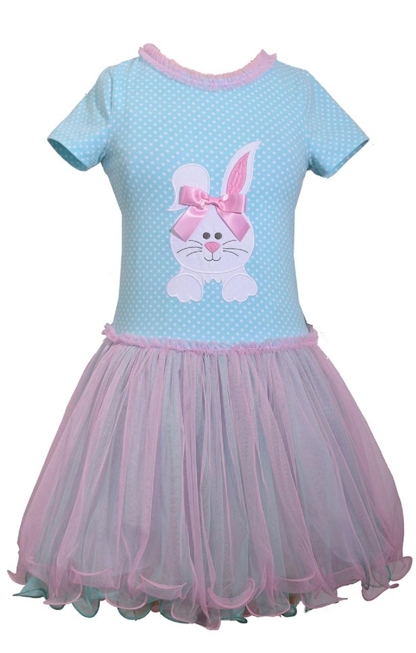 3c239aef1 Bonnie Jean Big Girls Bunny Holiday Easter