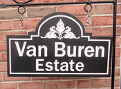 Personalize This Sign - VanBuren