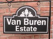 Personalize This Sign - VanBuren