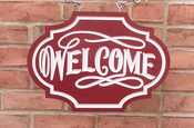 Personalize This Sign - Welcome