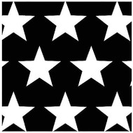 Big Star Cover A Card Background Unmounted Rubber Stamp Impression Obsession New