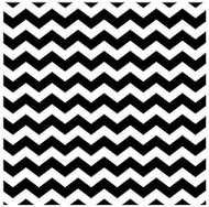 Chevron Cover Card Background Unmounted Rubber Stamp Impression Obsession CC108