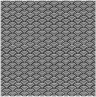 Fishscales Cover A Card Background Unmounted Rubber Stamp IO Stamp CC170 New