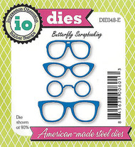 Glasses Sunglasses American made Steel Dies by Impression Obsession DIE048-E New