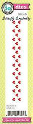 Heart Border American Made Steel Die Impression Obsession DIE134-D Valentine New