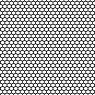 Honeycomb Cover A Card Background Unmounted Rubber Stamp Impression Obsession Ne