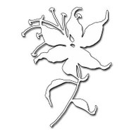 Sun Fire Flower, Steel Cutting Dies PENNY BLACK - NEW, 51-121