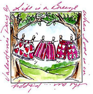 Windows To The World Cling Unmounted Rubber Stamp Art Impressions UMM3228 NEW