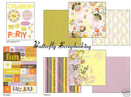All Occasion 8X8 Scrapbooking Kit Me & My BIG Ideas NEW