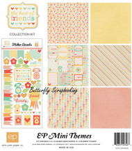 Best Friend Best Friends Collection 12X12 Scrapbooking Kit Echo Park Paper NEW